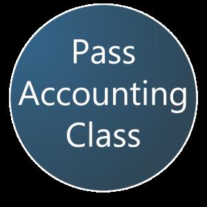 Pass Accounting Class .com