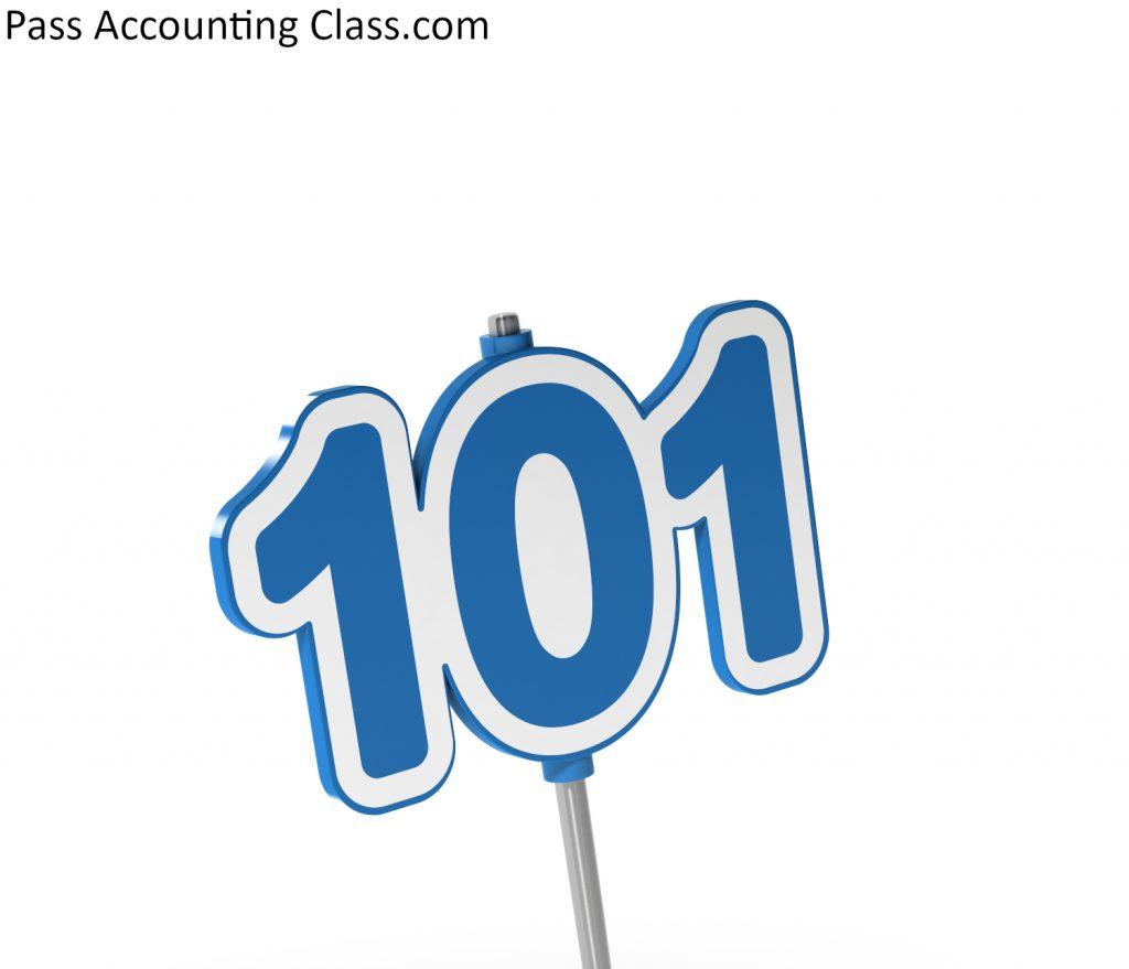 Accounting 101